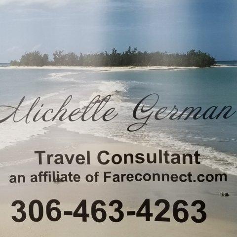 Michelle German  - Saskatoon Affiliate